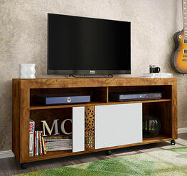 Muebles para tu televisión que puedes encontrar en Muebles Fiesta
