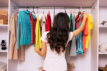 Closet o gavetero: opciones que encuentras en Muebles Fiesta