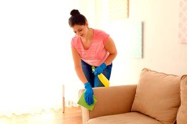¿Cómo mantener la calidad de tu mueble con una limpieza adecuada?